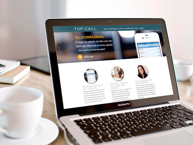 topcall webdesign